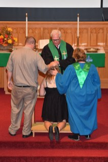 20171029 065 - Confirmation Sunday at First United Methodist Church - Fort Atkinson, WI - 10/29/17