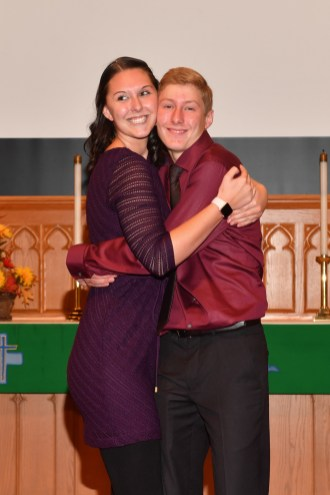20171029 103 - Confirmation Sunday at First United Methodist Church - Fort Atkinson, WI - 10/29/17