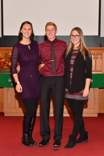 20171029 104 - Confirmation Sunday at First United Methodist Church - Fort Atkinson, WI - 10/29/17