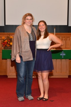 20171029 113 - Confirmation Sunday at First United Methodist Church - Fort Atkinson, WI - 10/29/17
