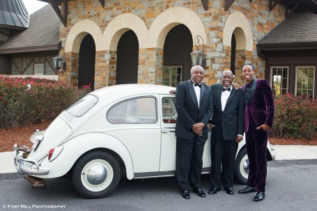 Palisades Country Club Wedding © Fort Mill Photography