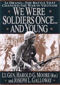 The Naming Commision should consider impact - Moore co-authored We Were Soldiers Once... and Young