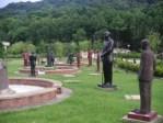 The Presidential Burial Ground of Chiang-Kai shek.