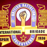 British Batallion of the International Brigade.