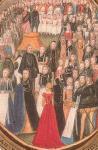 Levina Teerlinc - Royal Maundy (detail)