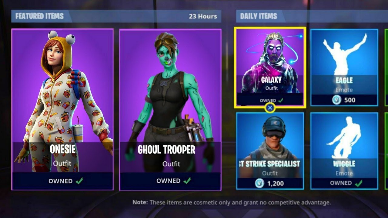 NEW FORTNITE ITEM SHOP COUNTDOWN October 25th New
