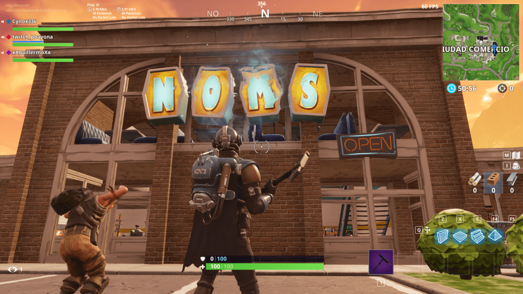 PortalTime Warp Appears At Retail Row Greasy Grove Next