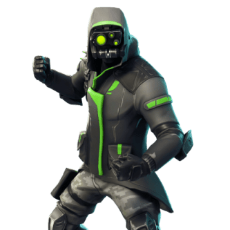 Archetype Fortnite Skin
