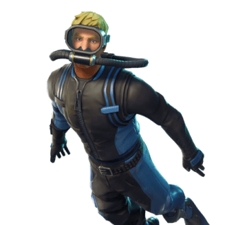 Wreck Raider Fortnite Skin