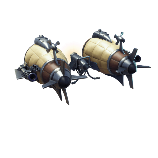 Dirigible glider (Epic)