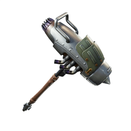 Turbine pickaxe (Rare)
