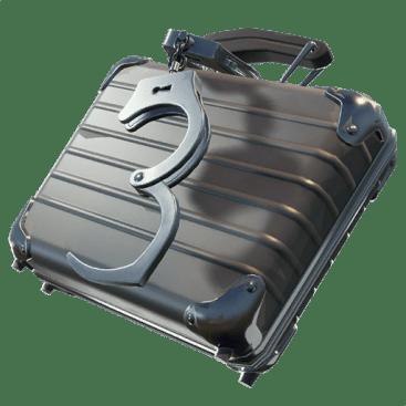 Fortnite Back Bling Cuff Case