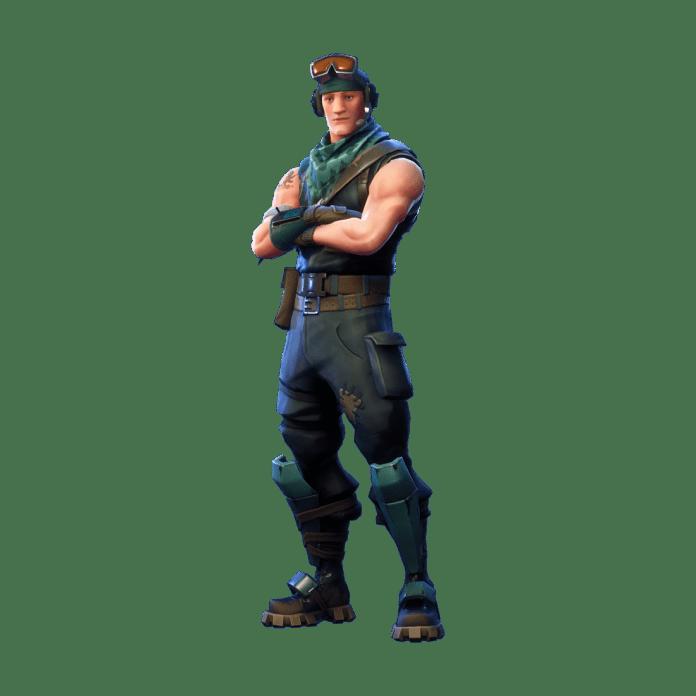 Fortnite Skin Recon Scout