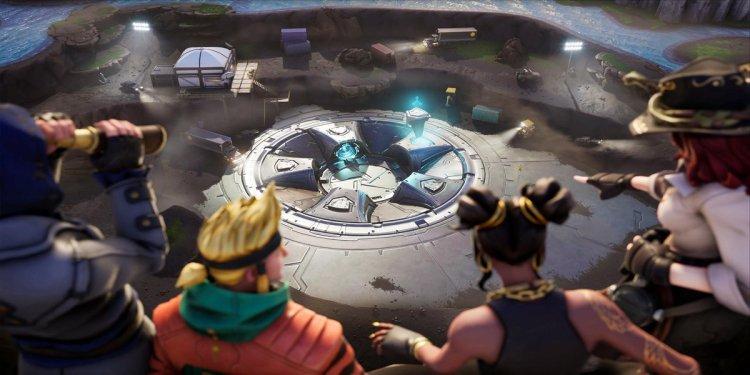 Where In Fortnite Season 8 Fortnite Free Roam
