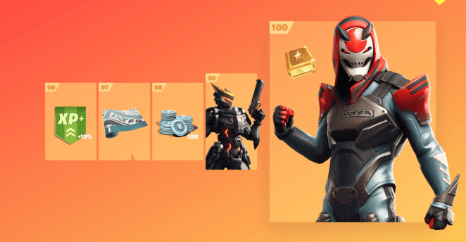 All Fortnite Season 9 Battle Pass Items Includes Skins Pickaxes
