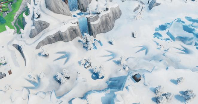 Fortnite v9.20 Map Changes - Monster Footprints