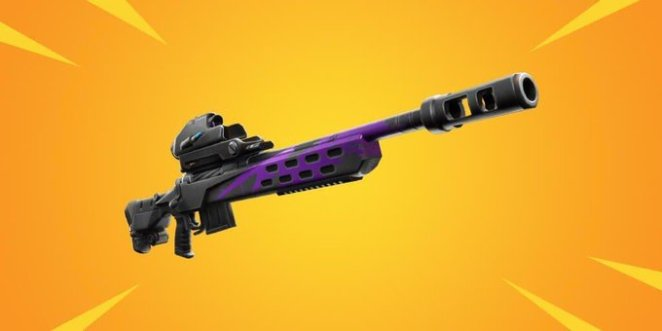 Fortnite Storm Scout Sniper Rifle Coming Soon
