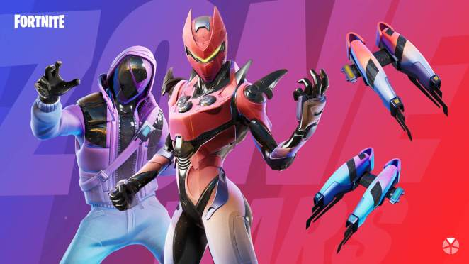 Fortnite Zone Wars Bundle Available Now