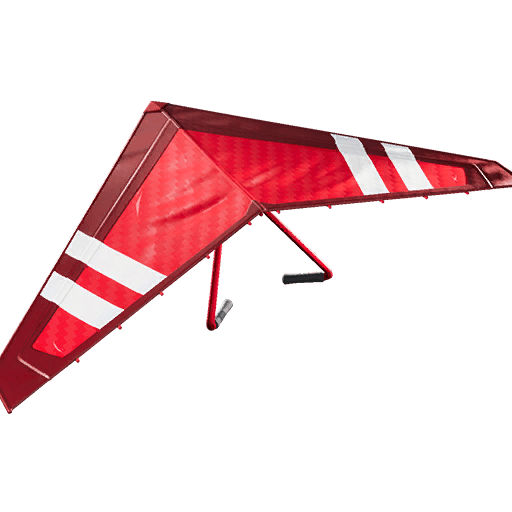 Fortnite v10.40 Leaked Glider - Sky Stripe