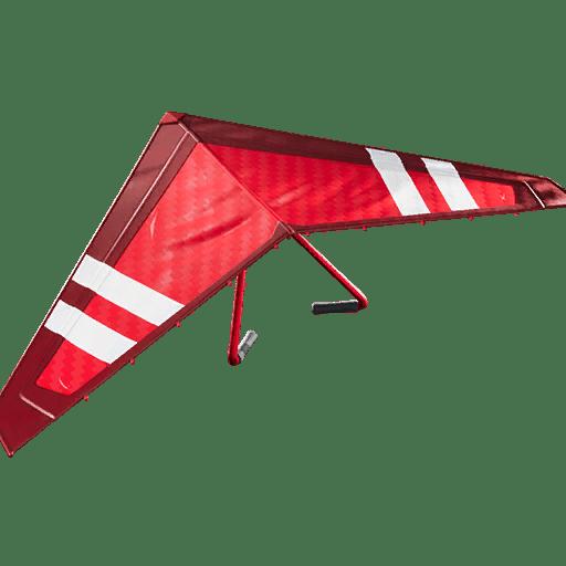 Fortnite v10.40 Leaked Glider - Sky Stripe
