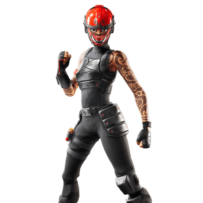 Fortnite v10.40 Leaked Skin - Manic