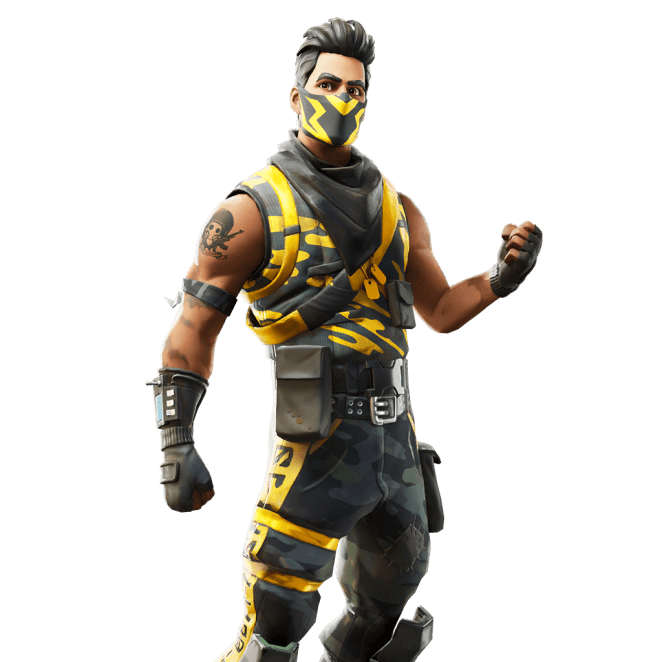 Fortnite v10.40 Leaked Skin - Vice