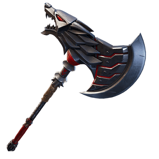 Fortnite v11.00 Leaked Pickaxe - Big Bad Axe