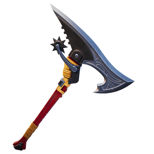 Fortnite v11.00 Leaked Pickaxe - Spurred Swinger
