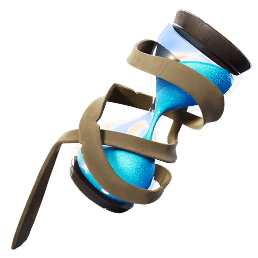Fortnite v11.01 Leaked Back Bling - Time Keeper