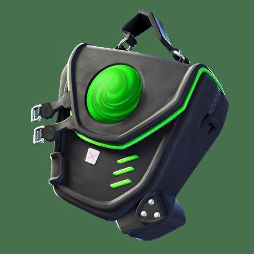 Fortnite v11.10 Leaked Back Bling - Bag of Shadows