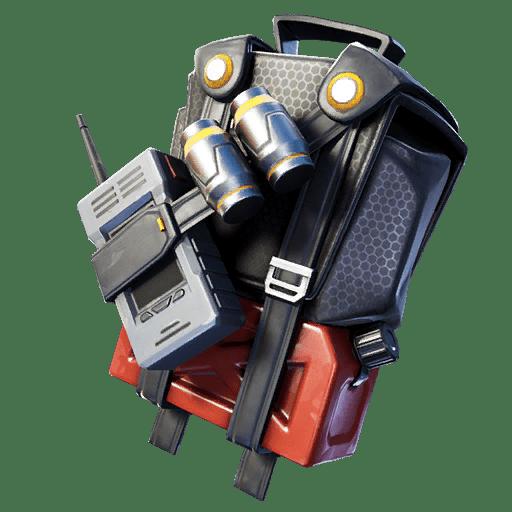 Fortnite v11.10 Leaked Back Bling - Wave Fuel