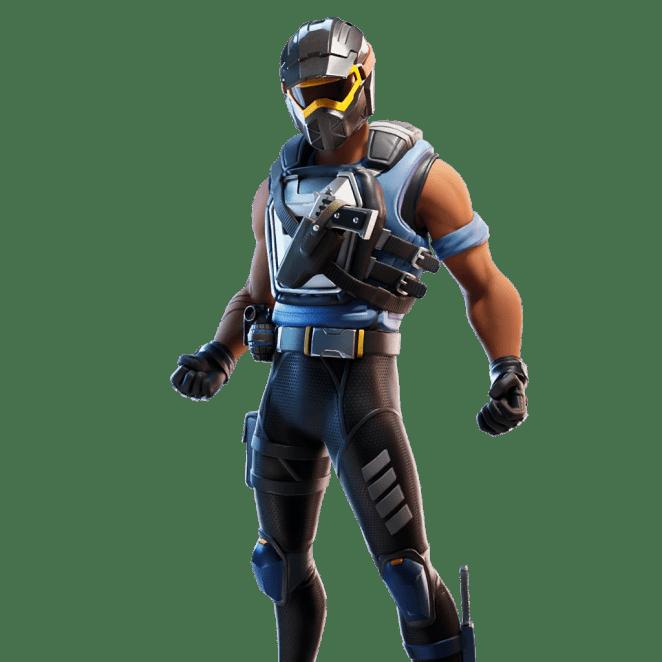 Fortnite v11.10 Leaked Skin - Wake Rider