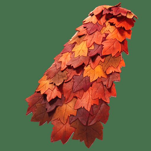 Fortnite v11.20 Leaked Back Bling - Autumn's Mantle