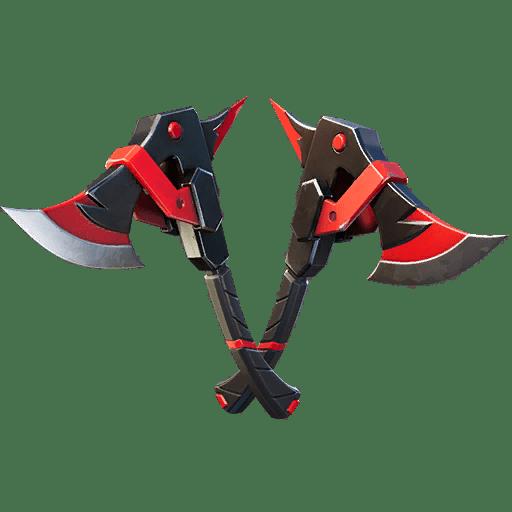 Fortnite v11.20 Leaked Pickaxe - Party Crashers