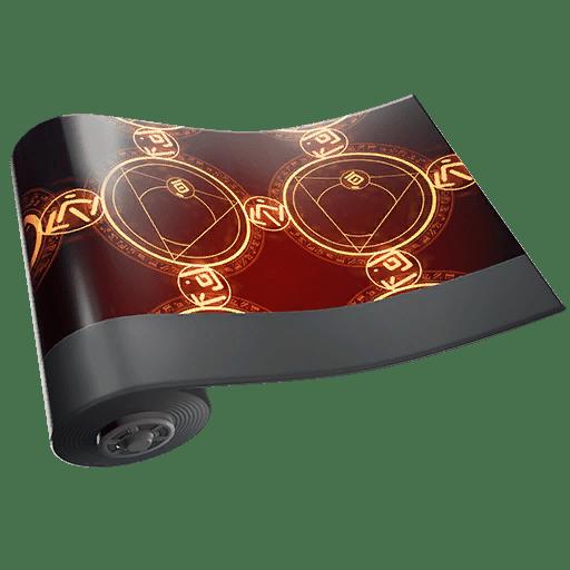 Fortnite v11.20 Leaked Wrap - Burning Glyph