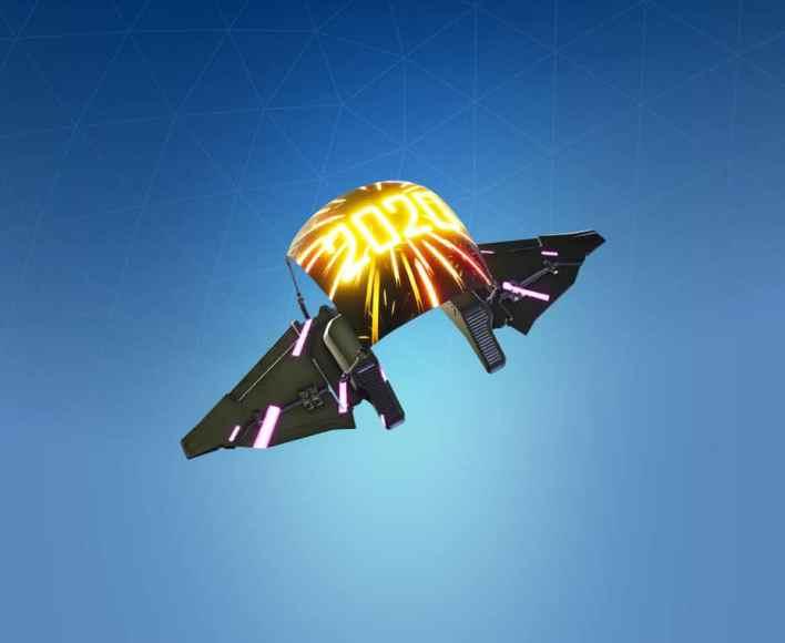 2020 Fortnite Glider