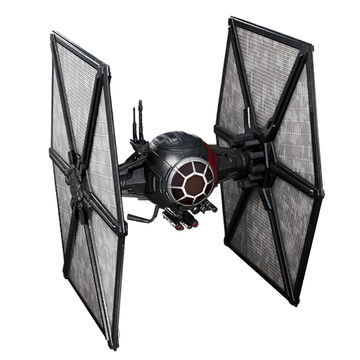 First Order TIE Fighter Fortnite Glider