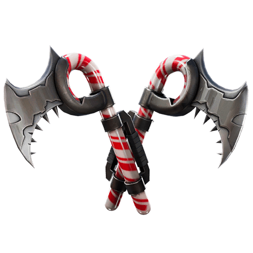 Fortnite v11.30 Laxed Pickaxe - Candy Cleavers