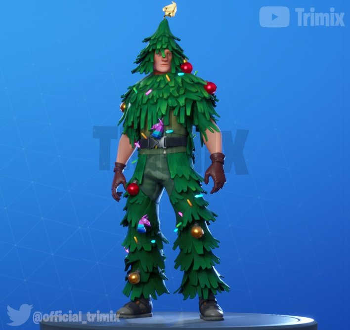 Ornament Soldier Fortnite Skin