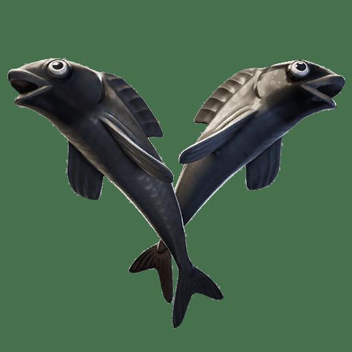 Fortnite v12.10 Leaked Pickaxe - Fresh Fish