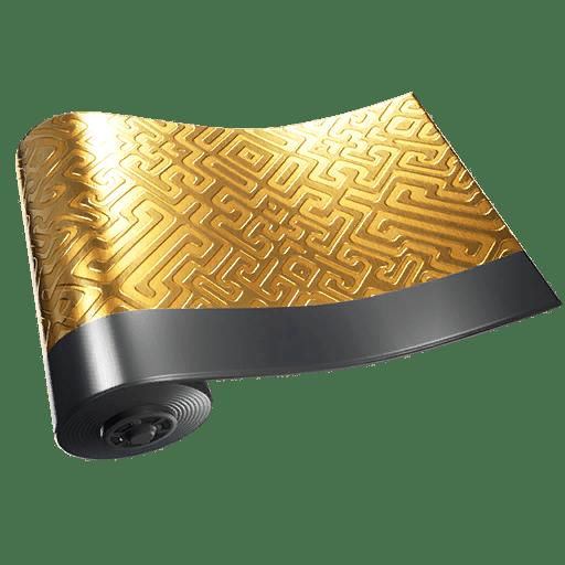 Fortnite v12.10 Leaked Wrap - Radiant Runes