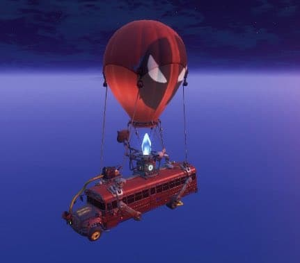 Deadpool Battle Bus