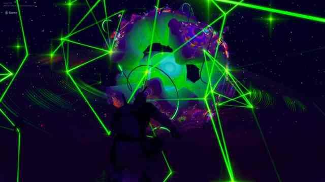 Travis Scott's Astronomical Fortnite Show