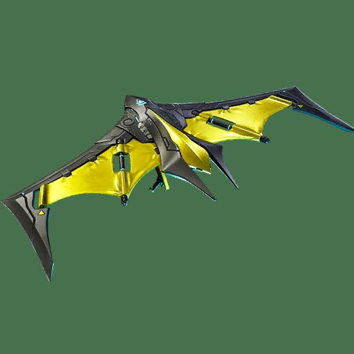 Fortnite v12.50 Leaked Glider - Stealth Stinger