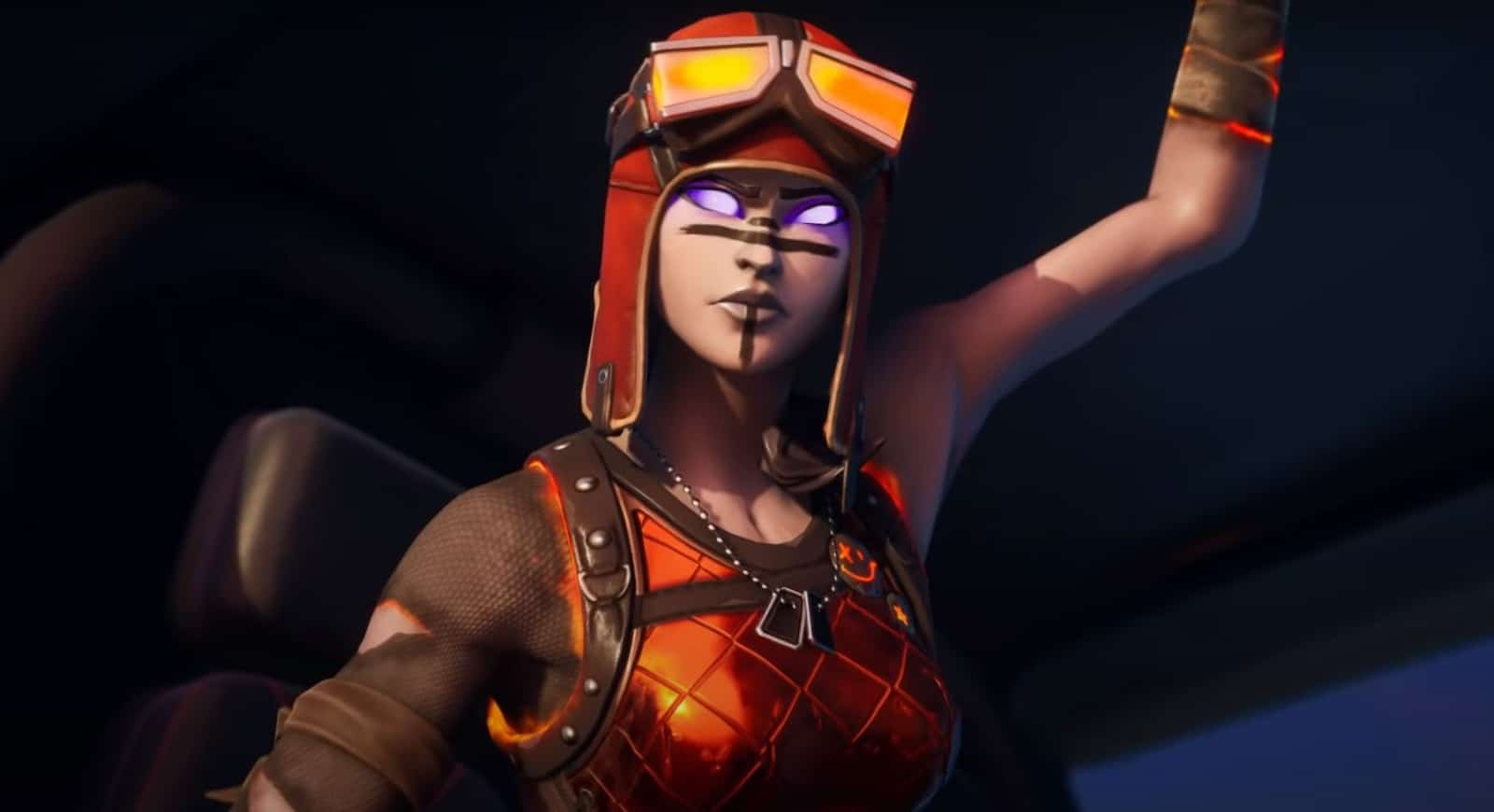 Fortnite Leaked Renegade Raider Skin Seen in Chapter 3 Trailer