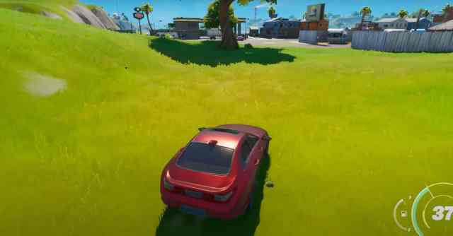 Cars in Fortnite BR