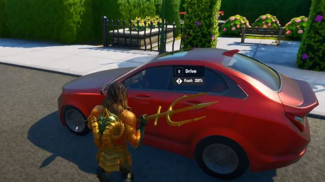 Where Are Cars Located In Fortnite How To Drive Use And Refuel Cars In Fortnite Fortnite Tips Tricks And The Latest News For Online Gamers