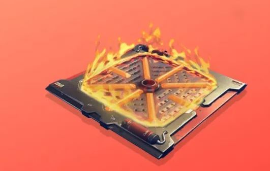 Fortnite Fire Trap