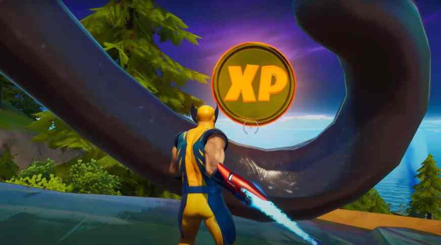Fortnite Chapter 2 Season 4 Week 8 XP Coin Locations (Gold ...