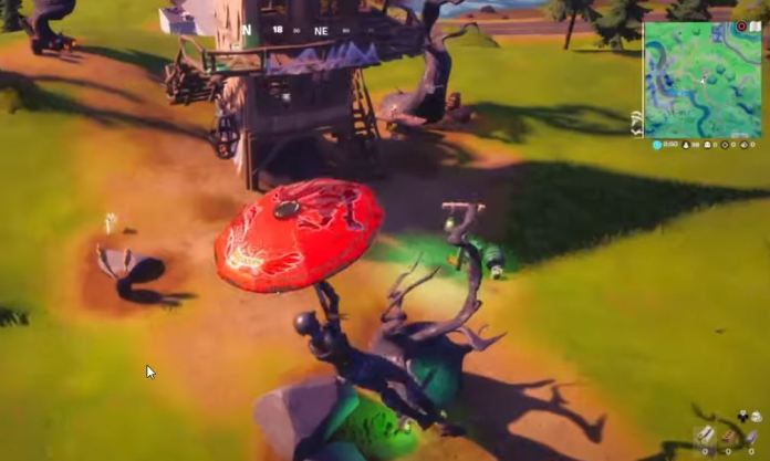 Witch Shack Fortnite